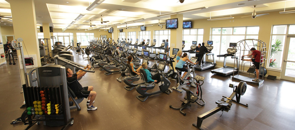 BallenIsles Fitness Center
